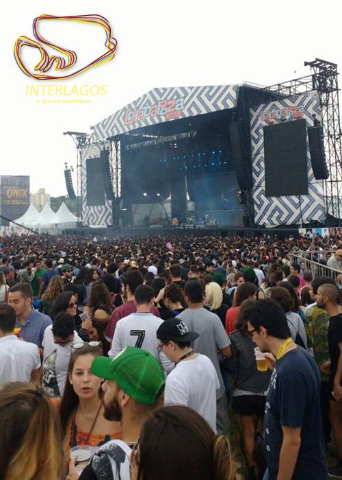 Lollapalooza Brasil 2016. Foto: Hares Pascoal/ SPTuris.