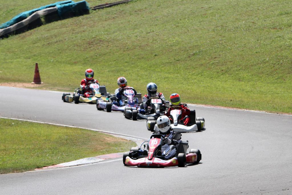 Kartódromo Ayrton Senna. - Foto: José Cordeiro/ SPTuris