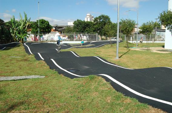 Centro de Esportes Radicais. Foto: divulgação.