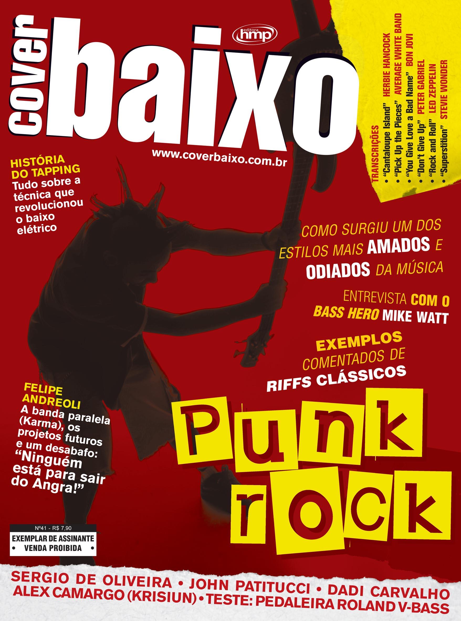 cover baixo 41_punk rock