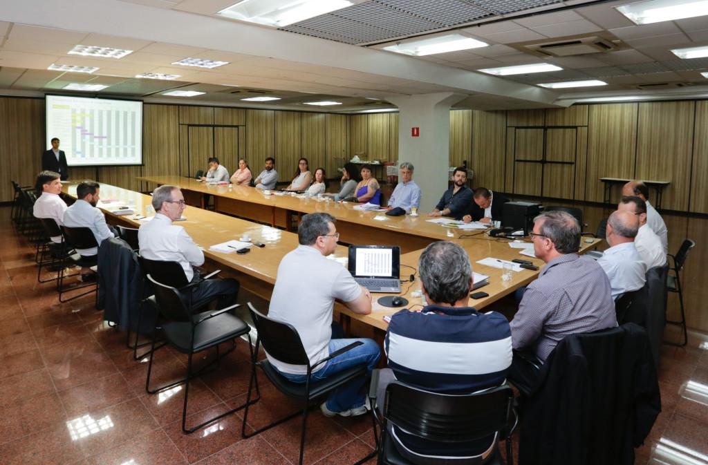 Reunião Conselho Administração - São Paulo (SP) - 14.12.2016 - Reunião do Conselho de Administração da SPTuris. Foto: Jose Cordeiro/SPTuris