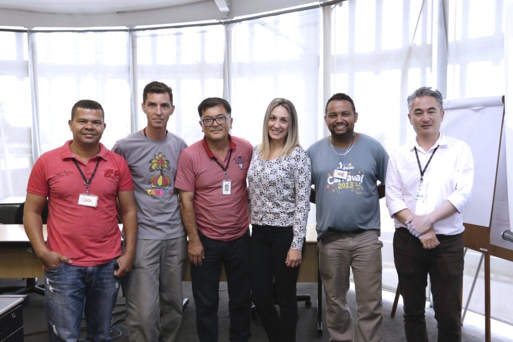 Treinamento RH – São Paulo (SP) – 28.11.2016 – Geral - Treinamento em informática para funcionários. Foto: Jose Cordeiro/SPTuris