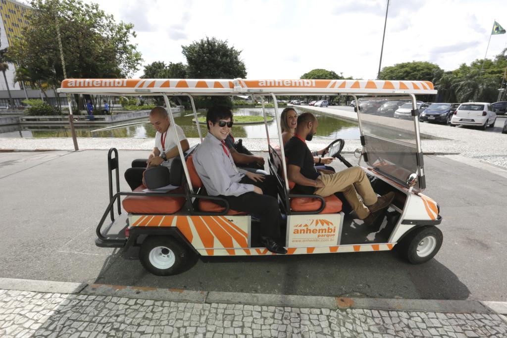 Palestra RH – São Paulo (SP) – 08.12.2016 – Geral - Treinamento RH estagiários – Evento de integração de estagiários à SPTuris. Foto: Jose Cordeiro/SPTuris