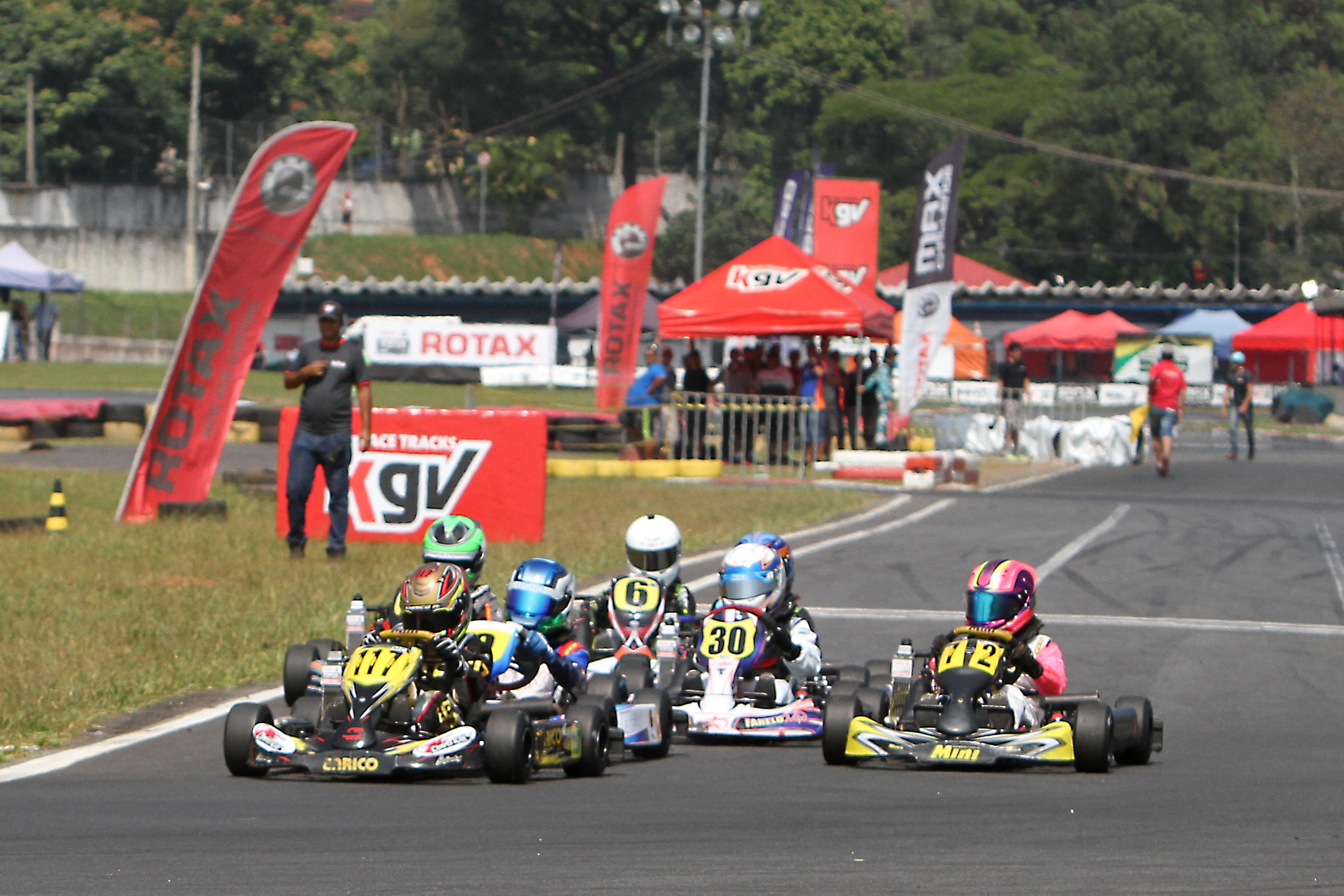 Copa São Paulo de Kart KGV/ SKB. Foto: Jose Cordeiro/SPTuris.