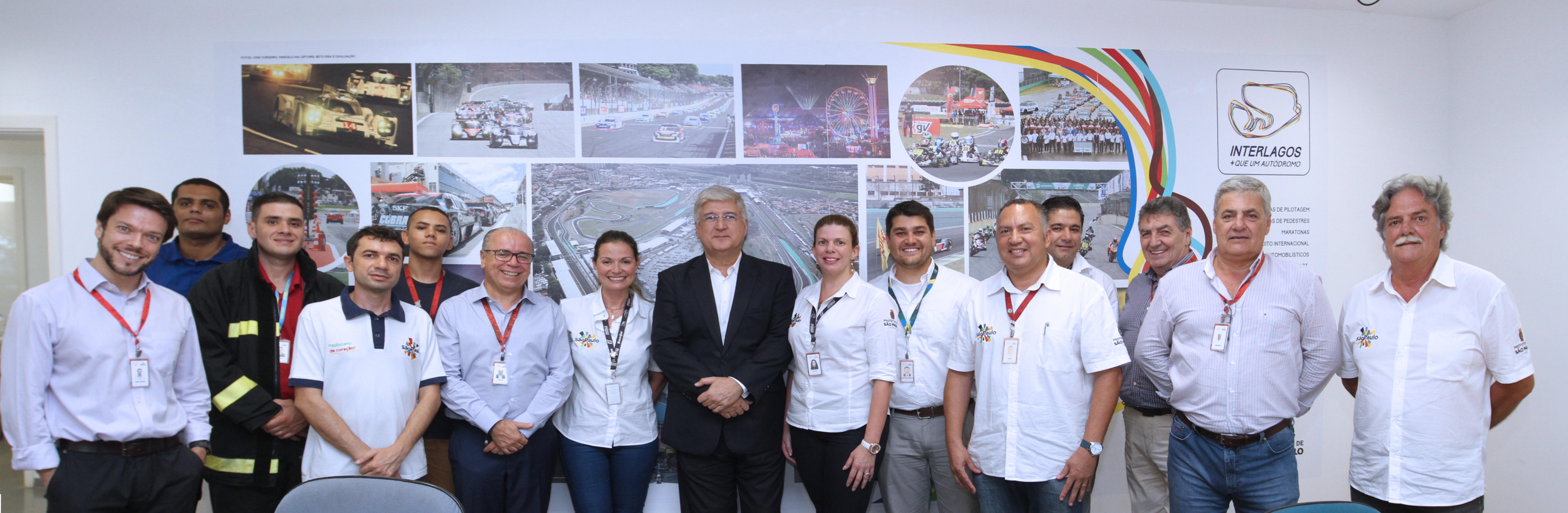 Reunião com o novo presidente David Barioni. Foto: Jose Cordeiro/SPTuris