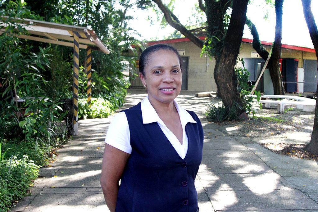 Conceição Aparecida da Silva, auxiliar de enfermagem da SPTuris. Foto: Jose Cordeiro/ SPTuris.